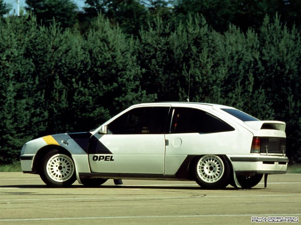 Opel Kadett 4x4 Ynet Website